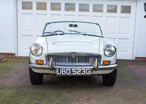 Picture of 1969 MG C Roadster SOLD by Auction