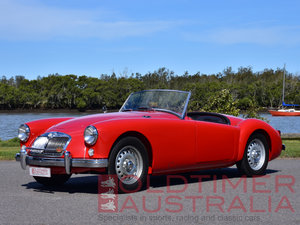 Picture of 1958 MGA Twin Cam Roadster SOLD