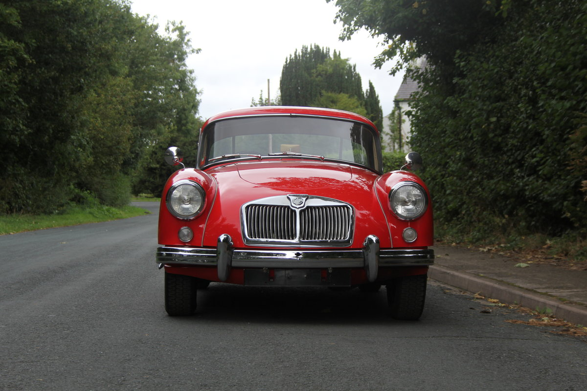 1957 MG A 1500 MkI Coupe For Sale (picture 2 of 16)