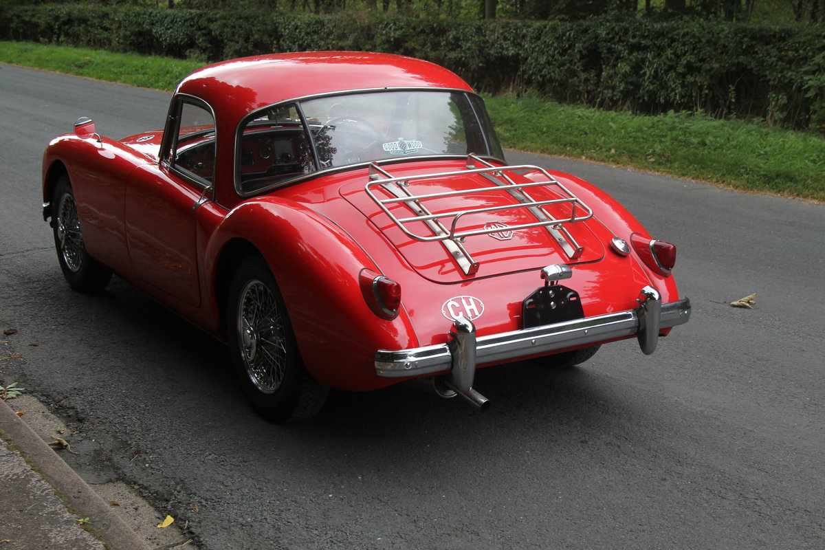 1957 MG A 1500 MkI Coupe For Sale (picture 4 of 16)