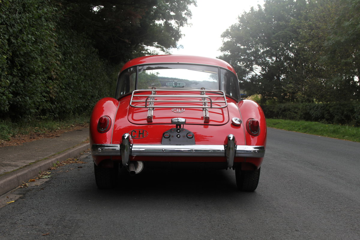 1957 MG A 1500 MkI Coupe For Sale (picture 5 of 16)