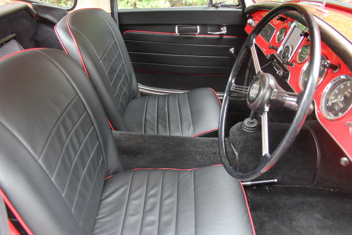 1957 MG A 1500 MkI Coupe For Sale (picture 8 of 16)