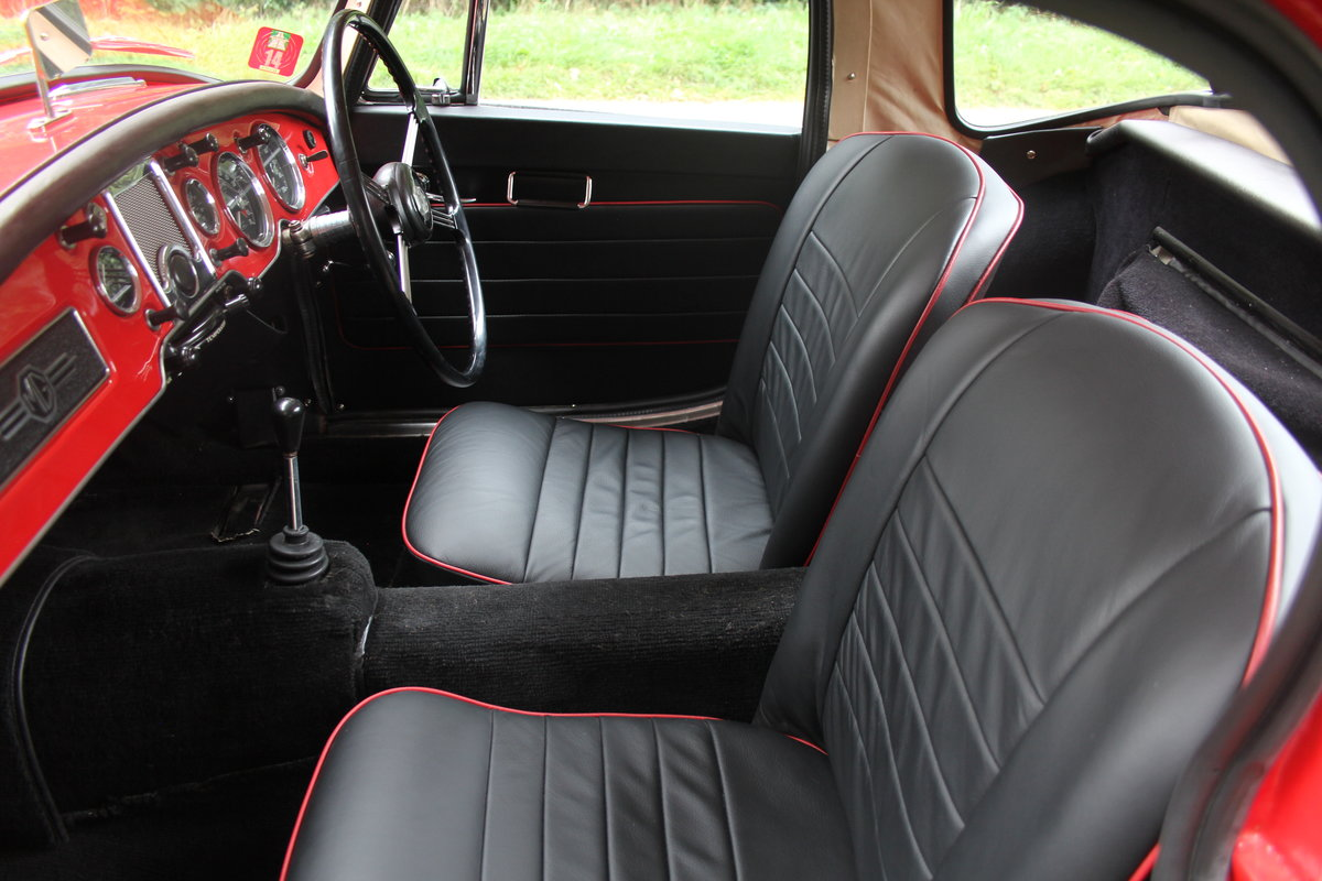 1957 MG A 1500 MkI Coupe For Sale (picture 11 of 16)