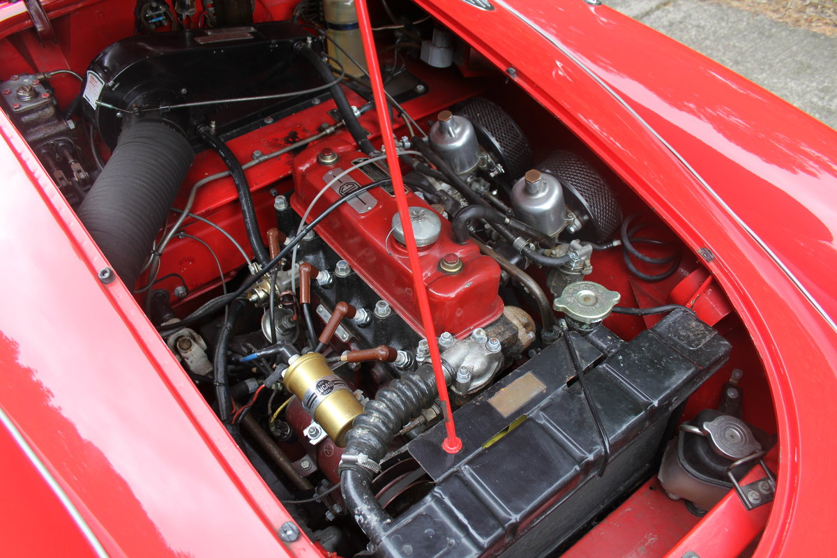1957 MG A 1500 MkI Coupe For Sale (picture 15 of 16)