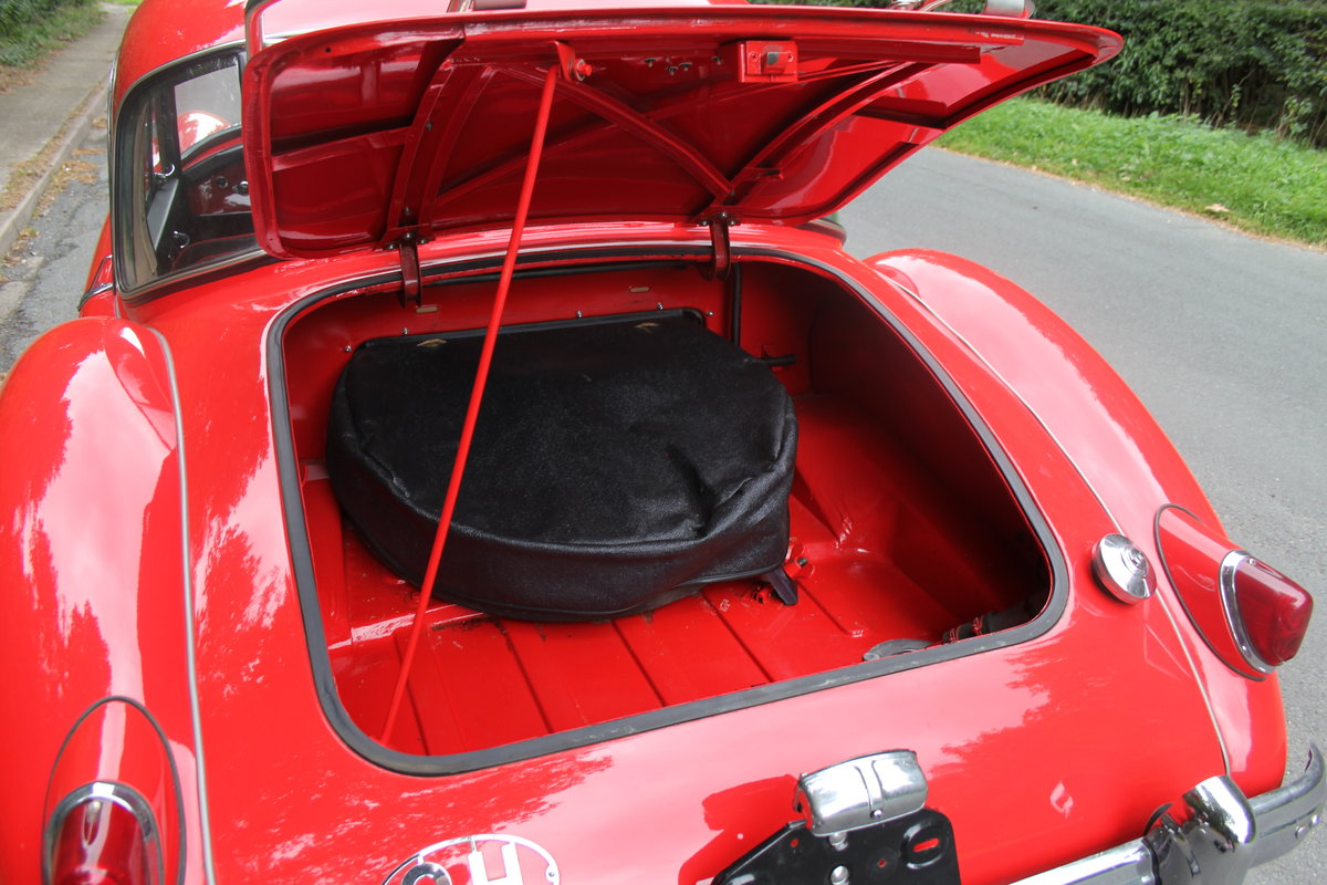 1957 MG A 1500 MkI Coupe For Sale (picture 16 of 16)