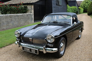Stunning Mg Midget Rust Free Car (1961)