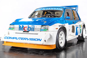 "Picture of 1985 MG METRO 6R4 ""GRUPPO B"" For Sale"