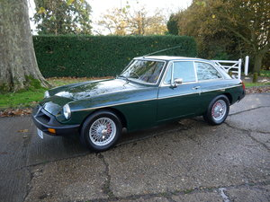 Picture of 1978 MGB GT 1.8 - SORRY DEPOSIT PAID SOLD