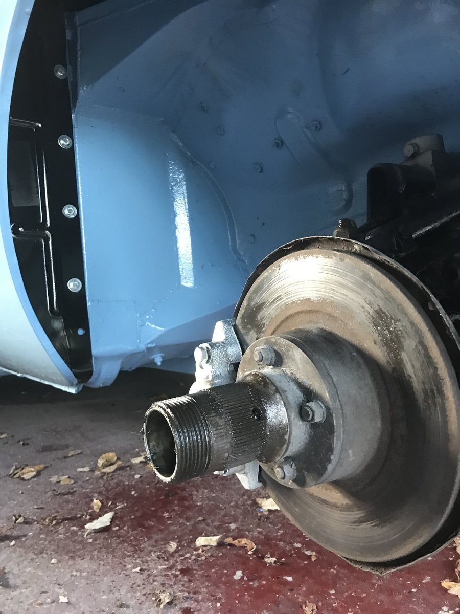 1963 MGB Roadster, Pull Handle, Wire Wheels, O/D For Sale (picture 6 of 6)
