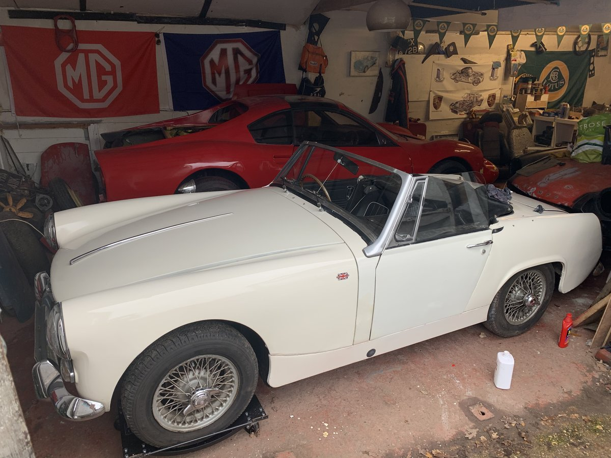 1965 MG Midget For Sale (picture 1 of 6)