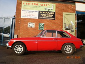 Picture of 1971 MGB GT Coupe For Sale