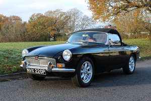 MG B Roadster 1976 - To be auctioned 26-03-21