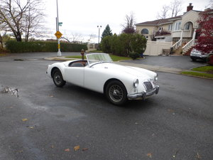 Picture of 1960 MGA 1600 Roadster One Family Owned Nice Driver For Sale
