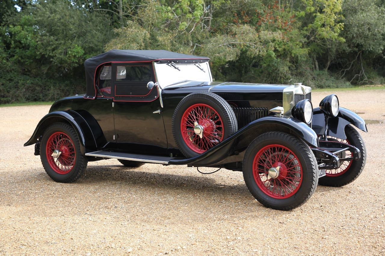 1929 MG 18-80 Six-Cylinder 2468cc OHC For Sale (picture 1 of 12)