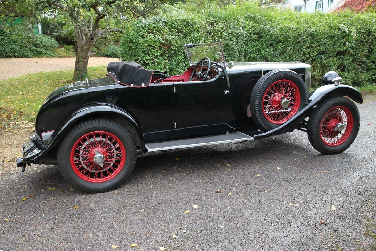 1929 MG 18-80 Six-Cylinder 2468cc OHC For Sale (picture 2 of 12)
