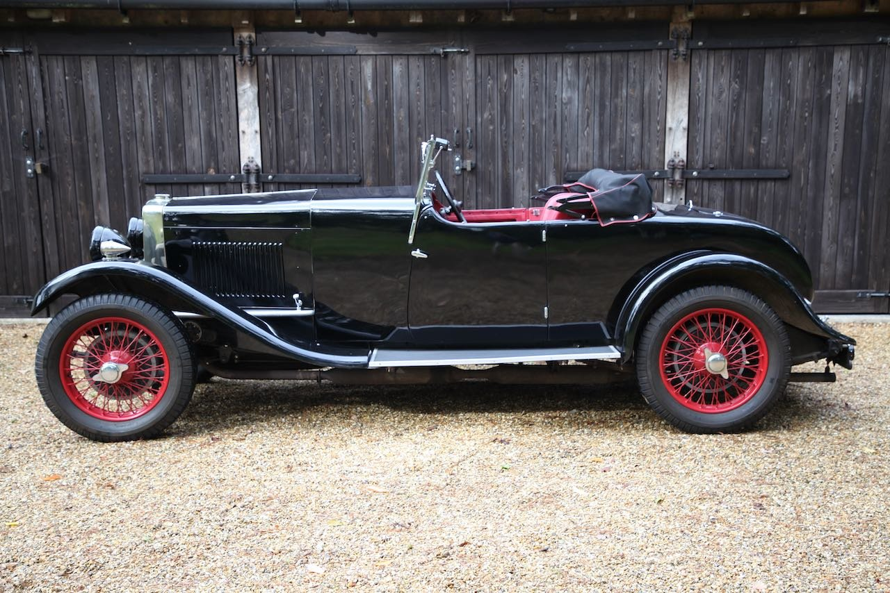 1929 MG 18-80 Six-Cylinder 2468cc OHC For Sale (picture 3 of 12)