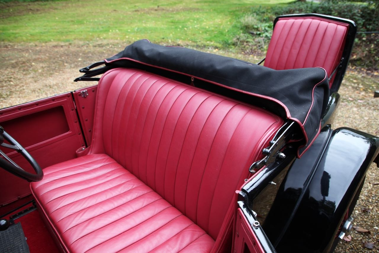1929 MG 18-80 Six-Cylinder 2468cc OHC For Sale (picture 4 of 12)