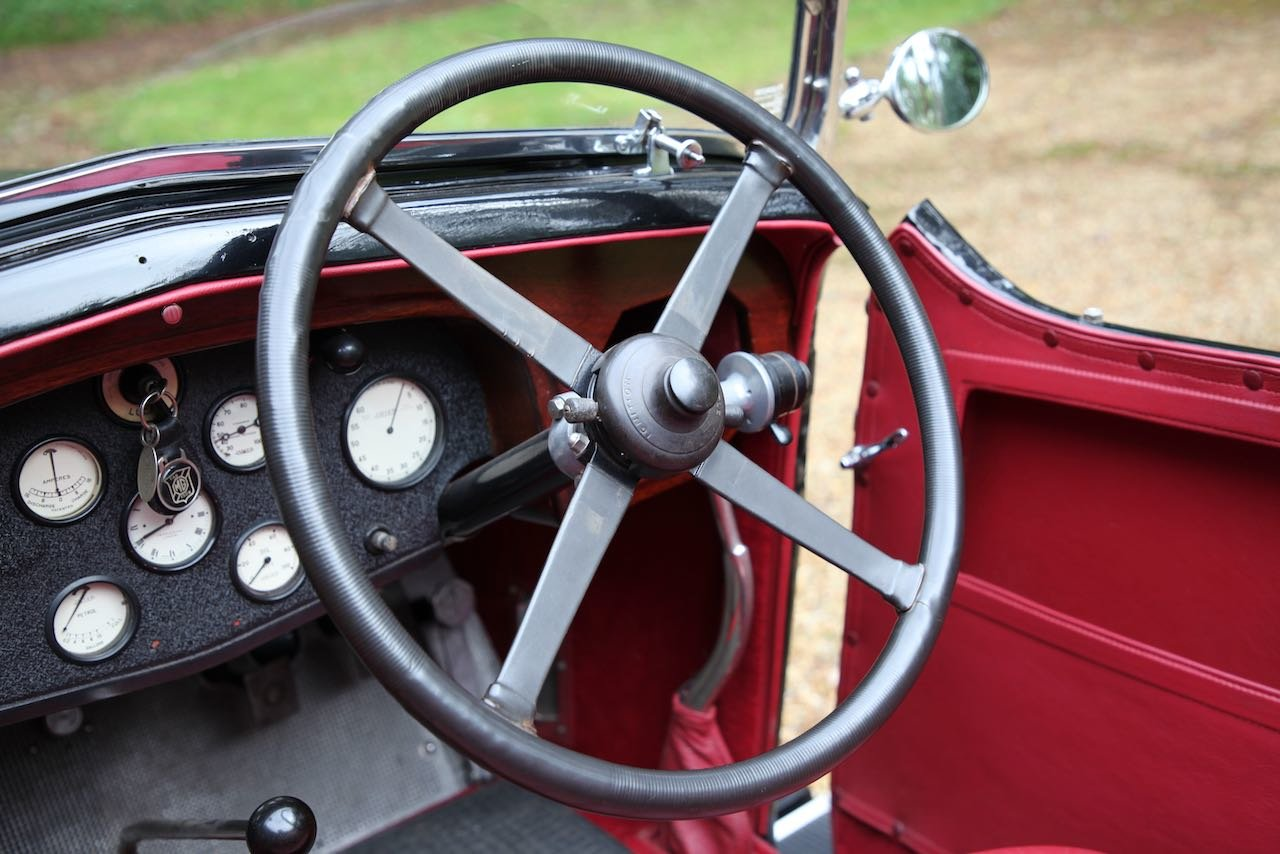 1929 MG 18-80 Six-Cylinder 2468cc OHC For Sale (picture 5 of 12)