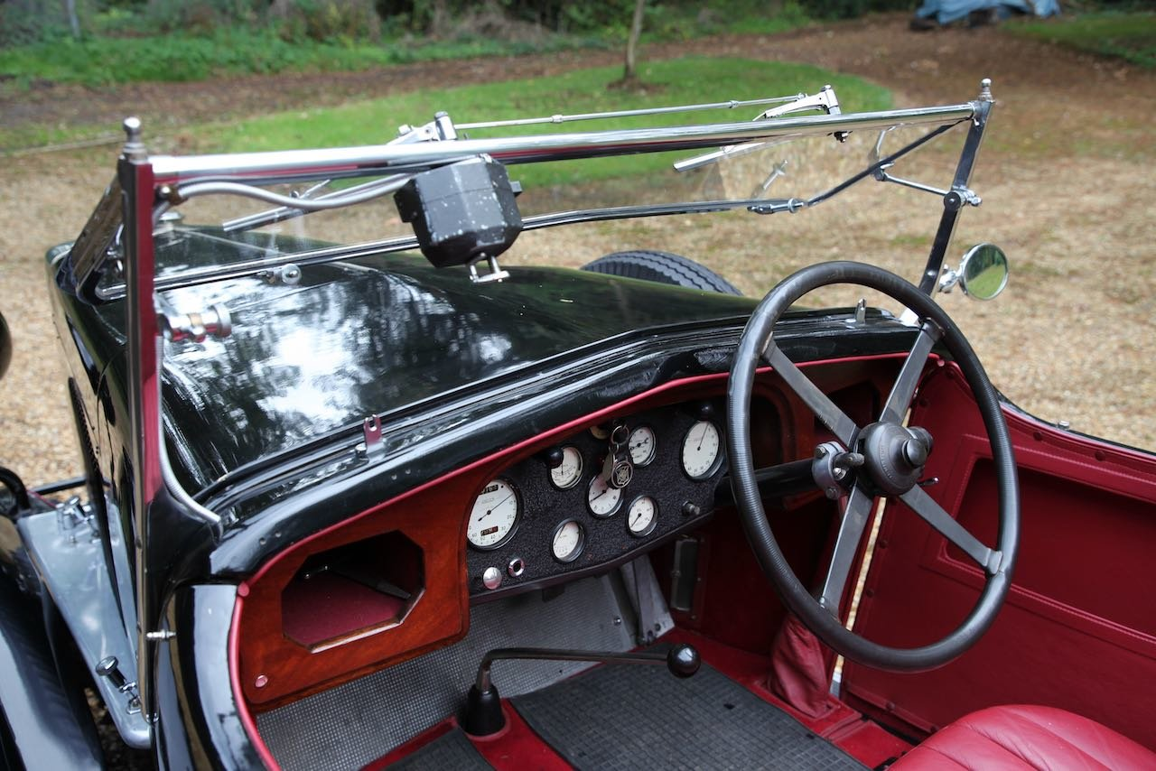 1929 MG 18-80 Six-Cylinder 2468cc OHC For Sale (picture 6 of 12)