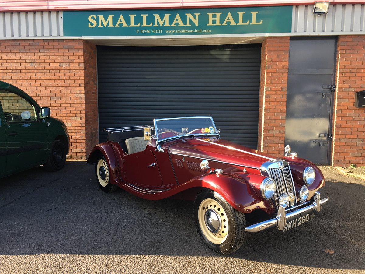 1954 MG TF 1250 For Sale (picture 1 of 6)