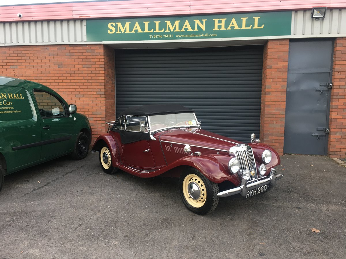 1954 MG TF 1250 For Sale (picture 4 of 6)