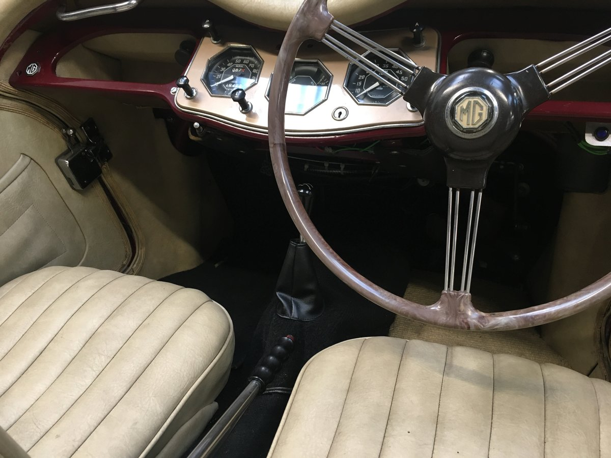 1954 MG TF 1250 For Sale (picture 5 of 6)