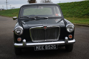 1968 MG 1300 - RARE 2-DOOR MODEL. REAL EYECATCHER!