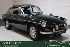 Picture of MG B GT extensively restored, automatic 1973