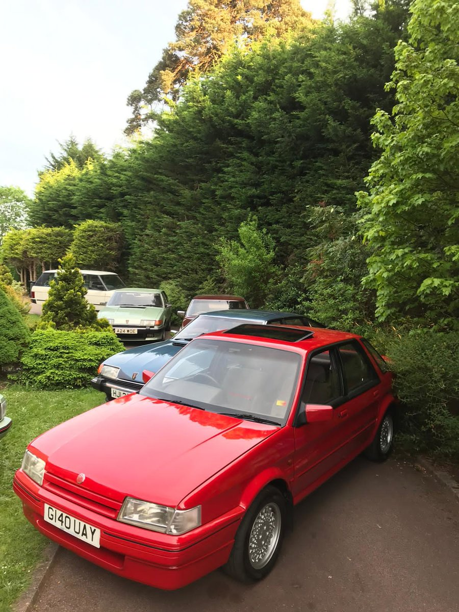 1989 MG MONTEGO 2.0 EFi 66,000 TOTAL MINT UNRESTORED For Sale (picture 2 of 6)