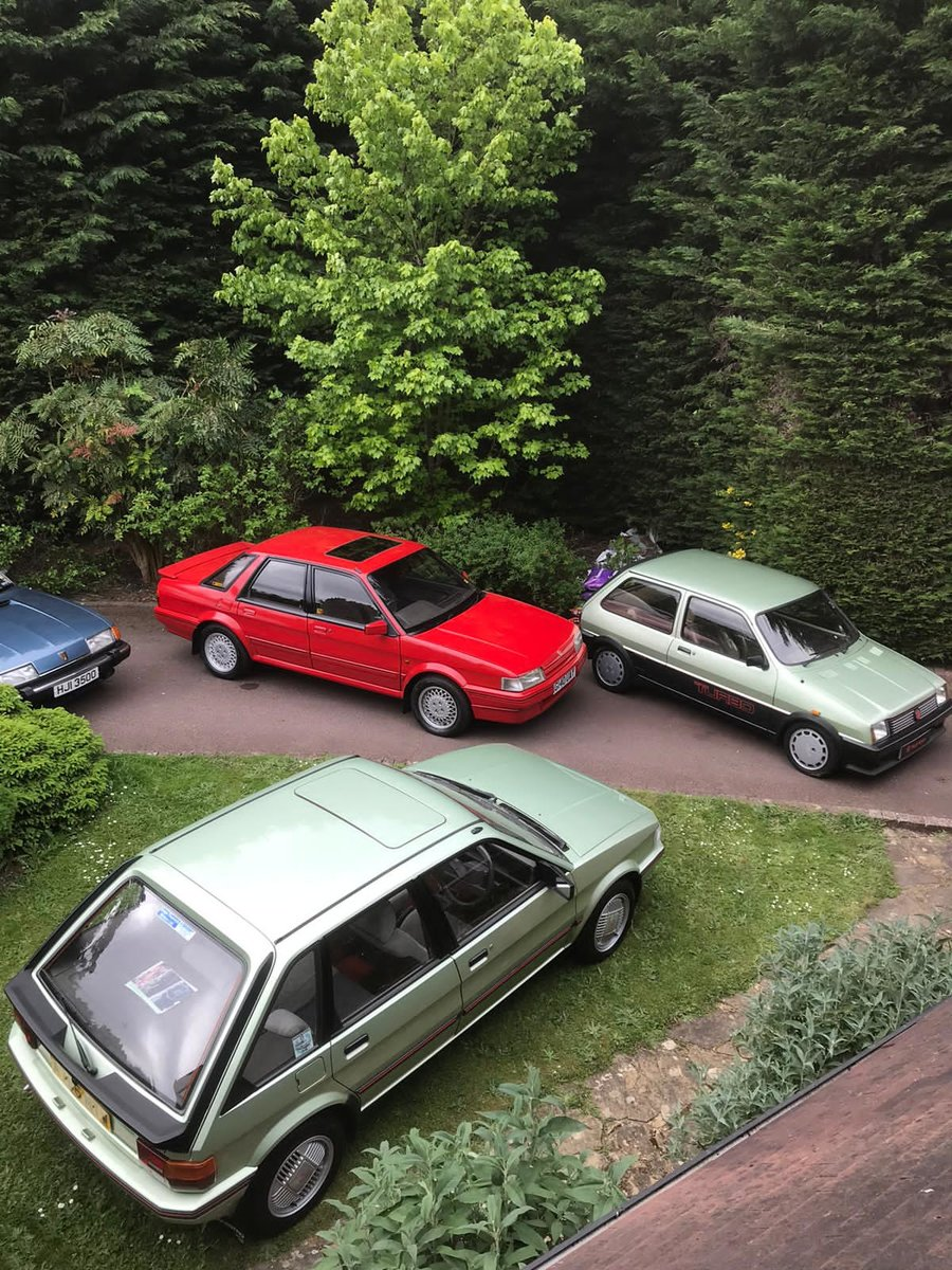 1989 MG MONTEGO 2.0 EFi 66,000 TOTAL MINT UNRESTORED For Sale (picture 3 of 6)