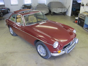 Picture of 1973 MGB GT V8 Chrome Bumper Factory Car