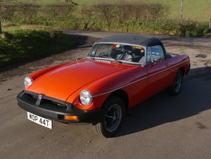 Picture of 1978 MGB Roadster SOLD