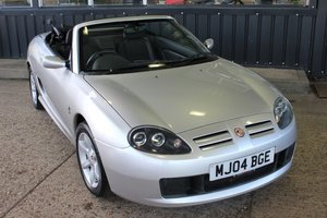 Picture of 2004 MGF MGTF 135 , Starlight Silver, WARRANTY,RAC For Sale