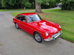 Picture of 1968 MGB GT  Now sold For Sale