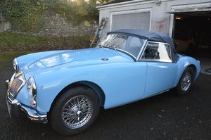 Picture of 1960 Superb MGA