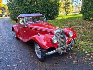 Picture of 1954 MG TF 1250 For Sale