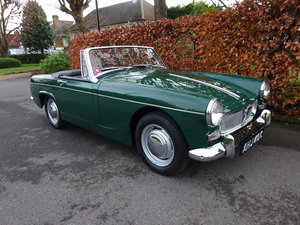 Picture of 1965 MG MIDGET MK2 1098cc For Sale