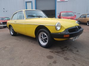 Picture of 1980 MGB GT - 59k - 1 Years MOT For Sale