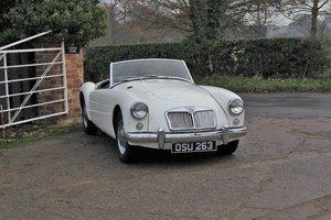Picture of 1958 MG A 1500 Roadster, Lovely older restoration For Sale
