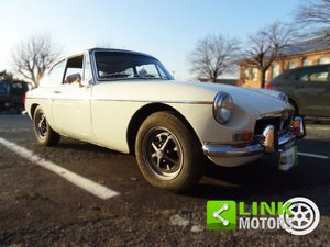 Picture of MG B GT COUPE' 1973 - 91cv *ASI - GUIDA DX - RESTAURATO* For Sale