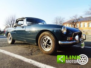 Picture of MG MGB ROADSTER CABRIO 1971 *ASI - GUIDA DESTRA* For Sale