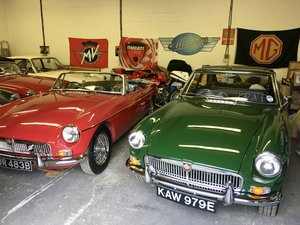 IN STOCK NOW 6 BEAUTIFUL RESTORED MGB,s &MGBGTs