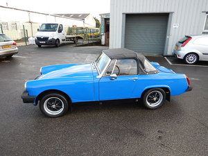 Picture of 1977 MG Midget 1500 Convertible ~ SOLD
