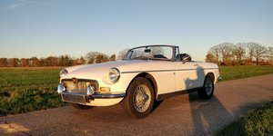 Picture of 1971 MGB roadster '71 LHD SOLD