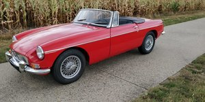 Picture of 1964 Mg '64 LHD For Sale