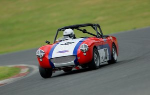 MG Midget Race Car