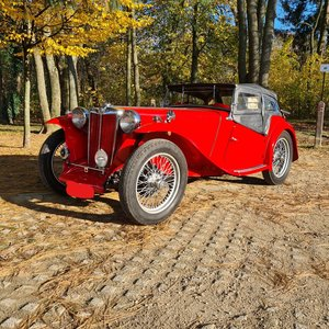 Picture of MG TC 1949 For Sale