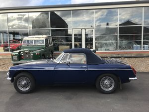 Picture of 1970 MGB Roadster Heritage shell For Sale