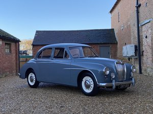 Picture of 1955 MG Magnette ZA 1622cc. Lots Recently Spent SOLD