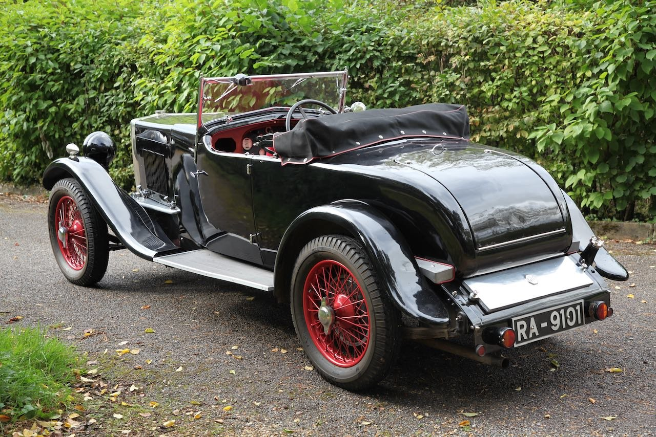 1929 MG 18-80 Six-Cylinder 2468cc OHC For Sale (picture 9 of 12)